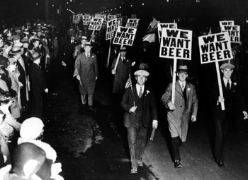 We Want Our Beer