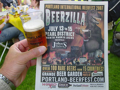 Portland international Brewfest