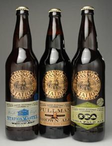 Flossmoor Station beers