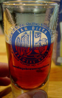 San Diego pint