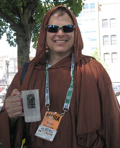 My Inner Monk