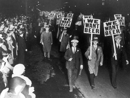 Beer Parade