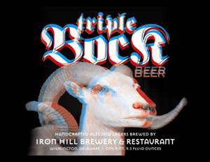Iron Hill Triple Bock