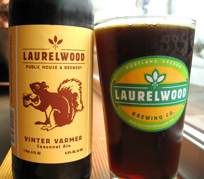 Laurelwood Vinter Varmer