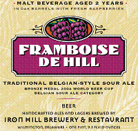 Iron Hill Lambic
