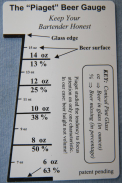 Piaget Beer Gauge