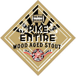 Pike Wood-Aged Stout