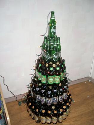 Carlsberg Tree