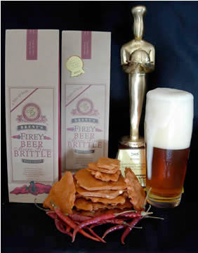 Anette's beer Brittle