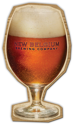 New Belgium Glass