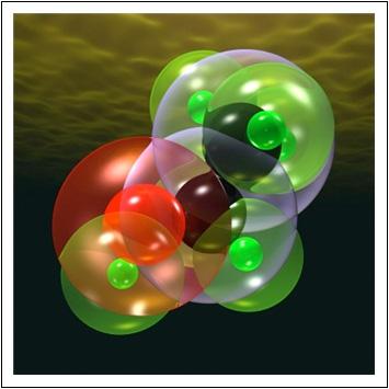 Alcohol Molecue