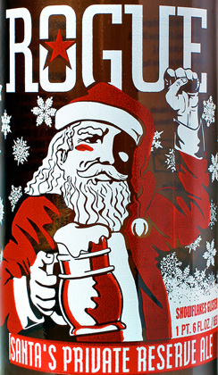 Rogue Santa's Private Reserve