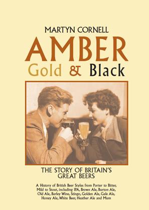 Amber Gold & Black