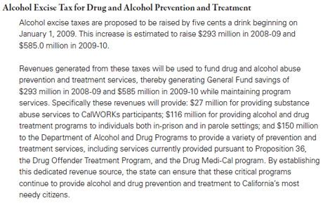 Cal Budget Prposal