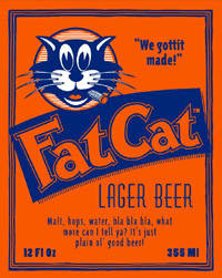 Fat Cat label