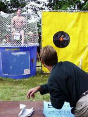 Great Taste Dunk Tank