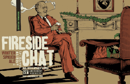 @21st Amendment's Fireside Chat