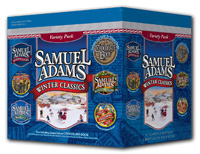 Samuel Adams Winter Classics Variety Pack