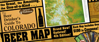 Colorado Beer Map