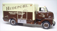 Hudepohl Beer Truck