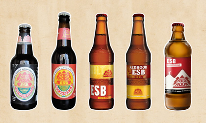 Red ESB through the years