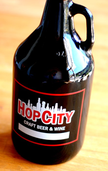 Hop City grolwers
