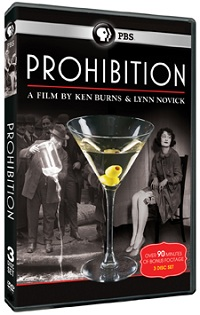 Ken Burns&#8217; Prohibition &#8211; 3 DVD set