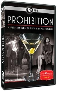 Prohibition DVD Set