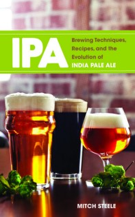 An IPA book for drinkers and brewers alike
