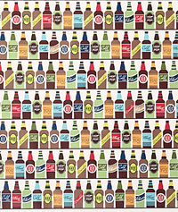 99 beers on the <del>wall</del> present