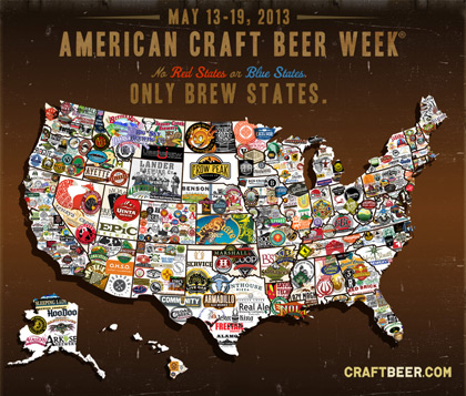 No Red States or Blue States, Only Brew States