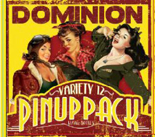 Dominion Brewing Pinup Variety Pack